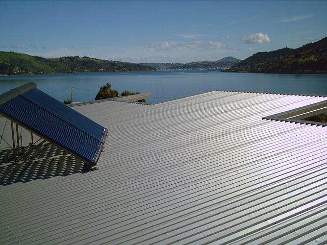Otago Peninsular 2x 30 Tube Apricus Hot Water Solar System