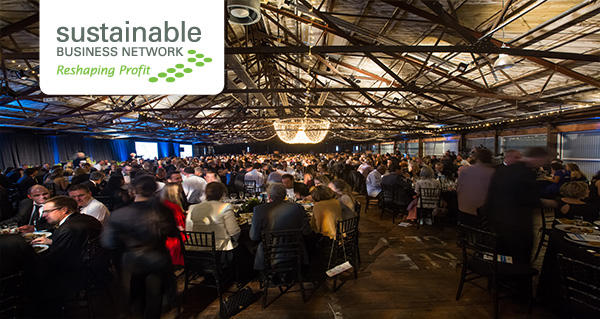 Sustainable Business Network awards… what a night!