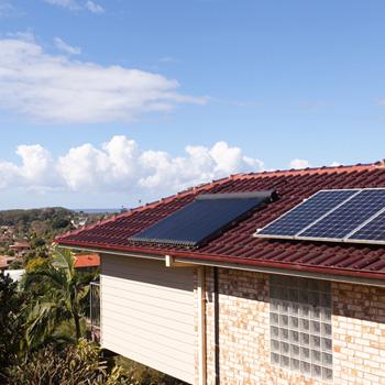 Solar Hot Water & PV Installation